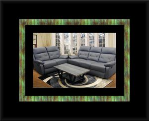 8102 recliner sofa and loveseat for Sale in Fairfax, VA