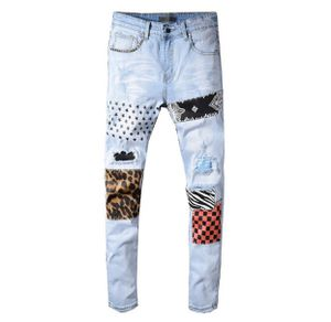 Amiri jeans swipe to see other styles for Sale in Silver Spring, MD