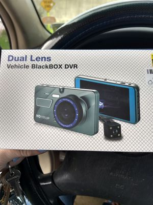 Brand New dual car camera for Sale in Albany, NY
