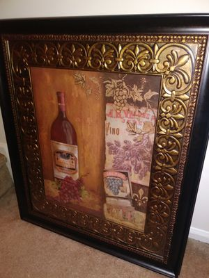 Wine Painting for Sale in Stafford, VA