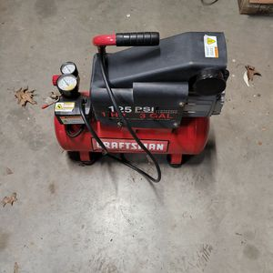 Craftsman Air Compressor for Sale in Chester, MD