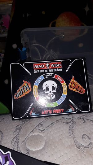 mad wish board game for Sale in Oklahoma City, OK
