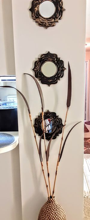 3 Piece Wall Mirror Set for Sale in Glen Burnie, MD