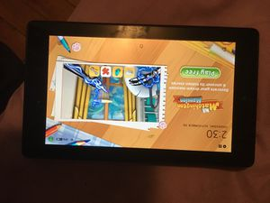 Amazon Fire android tablet for Sale in Cleveland, OH