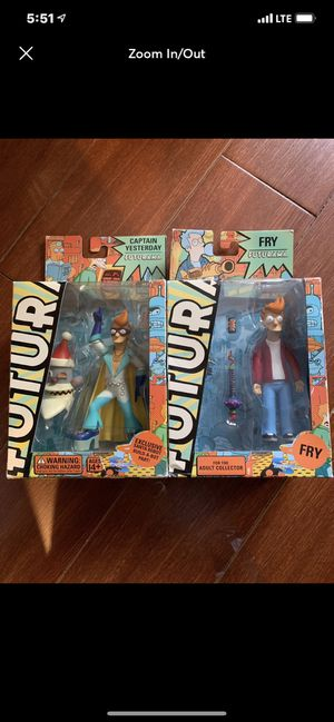 Futurama Figures Toy kidrobot for Sale in Queens, NY