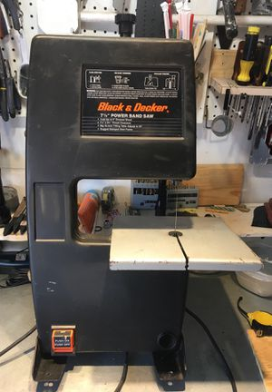 B&D band saw for Sale in New Port Richey, FL