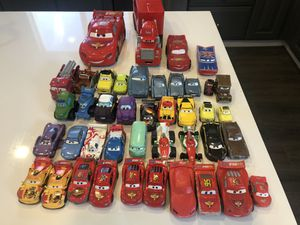 Disney Cars toy lot. for Sale in Eastvale, CA