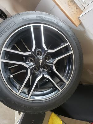 Mustang GT Wheels for Sale in Lansdowne, VA