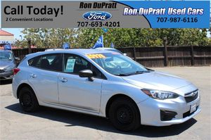 2017 Subaru Impreza for Sale in Vacaville, CA