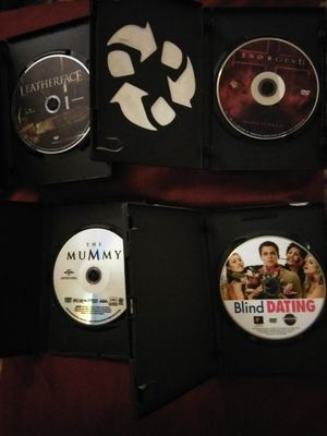 Free DVDs (Just pay shipping) for Sale in Manassas, VA