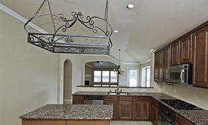 Overhead kitchen pot rack for Sale in Frisco, TX