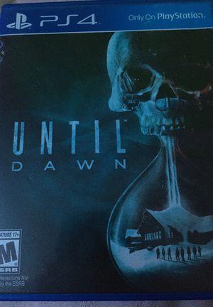 until dawn for Sale in Duncannon, PA