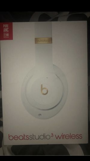 Beats studio 3 wireless for Sale in Sachse, TX