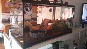 40 gallon tank enclosure for Sale in Downey, CA