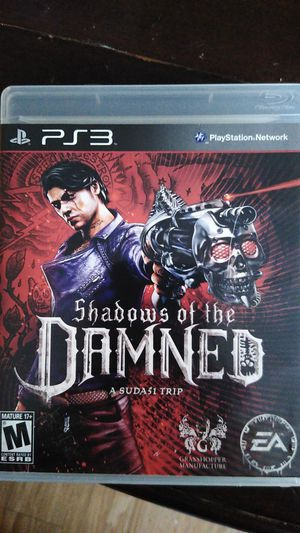 Shadows of the Damned [PS3] for Sale in Austin, TX