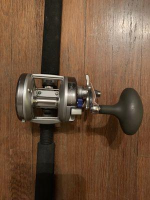 Seeker Fishing Rod & Quantum Reel for Sale in Anaheim, CA