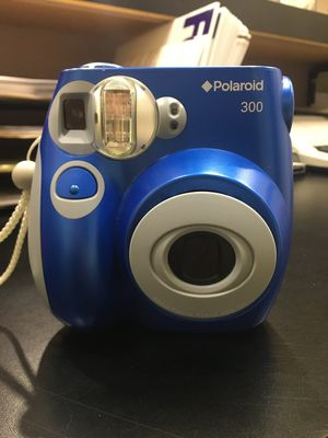 Polaroid Instant Camera - Blue - Excellent Condition for Sale in Houston, TX