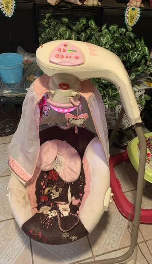 Baby girl swings for Sale in Phoenix, AZ