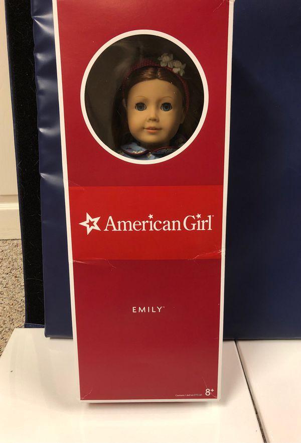 Emily American girl doll