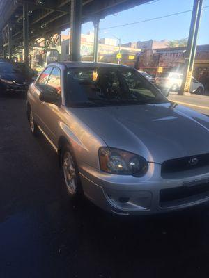 Subaru Impreza 2005 for Sale in The Bronx, NY