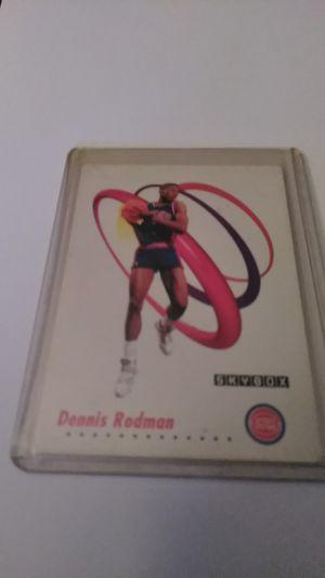 1991 Skybox #86 *Dennis Rodman for Sale in Shelton, CT