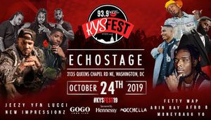 2 tickets to 93.9 KYSFEST for Sale in Fairfax, VA