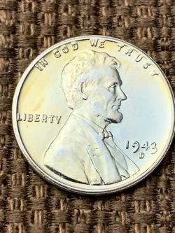 1943D Wheat Cent for Sale in Houma,  LA