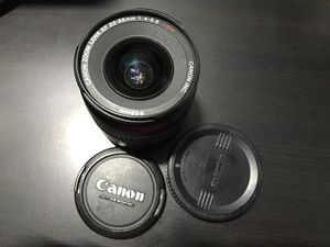 Canon 22-55 USM 4-5.6 for Sale in Woodbridge, VA