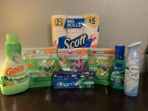 Gain Household Bundle for Sale in Fort Myers, FL