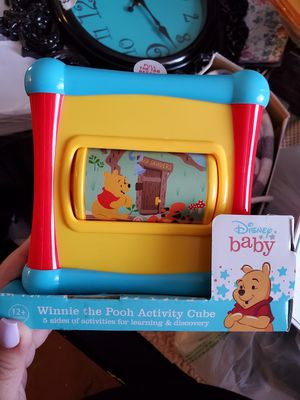 Winnie the pooh cube for Sale in Las Vegas, NV