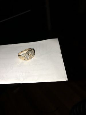 Diamonds ring 14k for Sale in Waterbury, CT