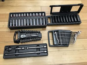 Gear Wrench & Duralast sockets & wrenches for Sale in Framingham, MA