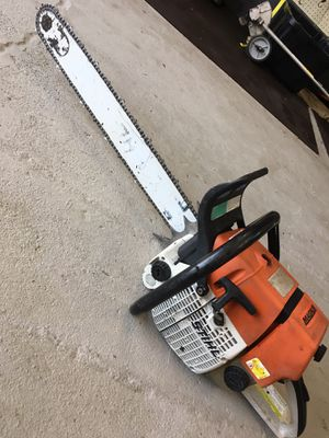Stihl MS-650 chainsaw for Sale in Snohomish, WA