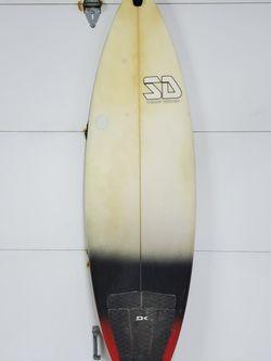 5'7 (27.5L) Sweendog Groveler Surfboard for Sale in Palos Verdes Estates,  CA