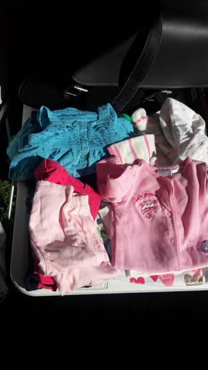 Lot of girls baby clothes All sizes for Sale in Fort Lauderdale, FL