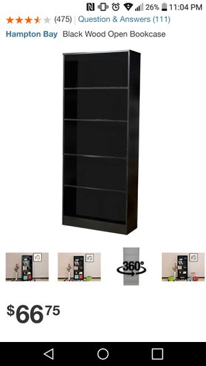 NEW in box bookcase for Sale in Clearwater, FL