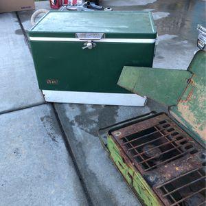 Vintage Coleman Cooler for Sale in Santa Ana, CA