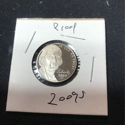 2009 S Proof Nickel for Sale in The Bronx,  NY