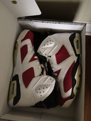 Air Jordan 6 retro sz:12 for Sale in West Palm Beach, FL