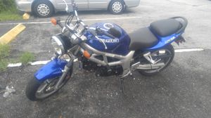 Suzuki Sv650 motorcycle price reduced for Sale in Clearwater, FL
