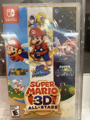 Super Mario 3D All star for Nintendo Switch for Sale in Dumfries, VA