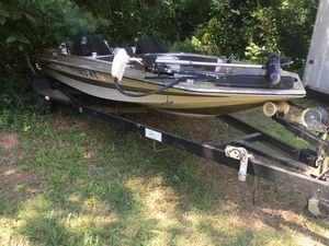 Bass tracker for Sale in Salisbury, NC