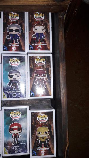 Funko Flash/arrow pop lot for Sale in Henderson, NV