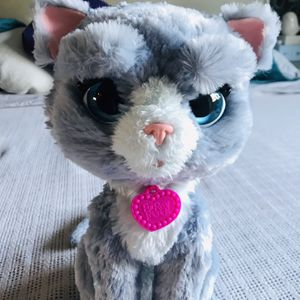 FurReal Friends Bootsie Cat Battery Operated Cute Silly Toy Cat With Sounds And Movement Very Entertaining And Fun for Sale in Boca Raton, FL