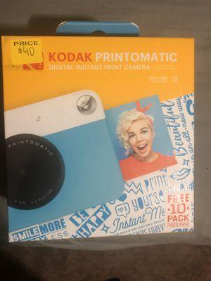 Kodak Printomatic Digital Instant Print Camera for Sale in Fresno, CA