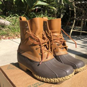 Ll Bean Rain boots Hiking Waterproof for Sale in West Covina, CA