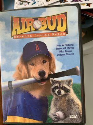 Air Bud Baseball Movie for Sale in Norwood, MA