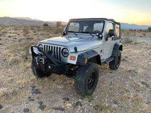 2003 Jeep Wrangler TJ for Sale in Henderson, NV