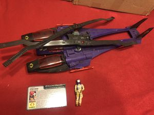 Vintage GI Joe vehicles and figures for Sale in Greenville, SC