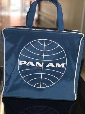 """ORIGINAL - Travel/TOTE Bag """"PAN AM"""" for Sale in Honolulu, HI"""